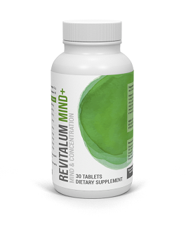 Revitalum Mind Plus tsena