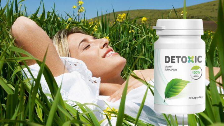 Detoxic – цена, къде да купя, лекарство, форум
