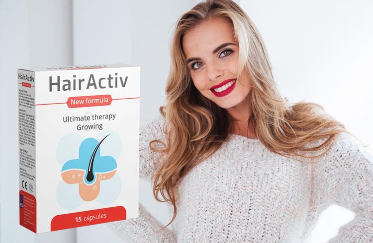 HairActiv – отзива, цена, аптека, къде да купя