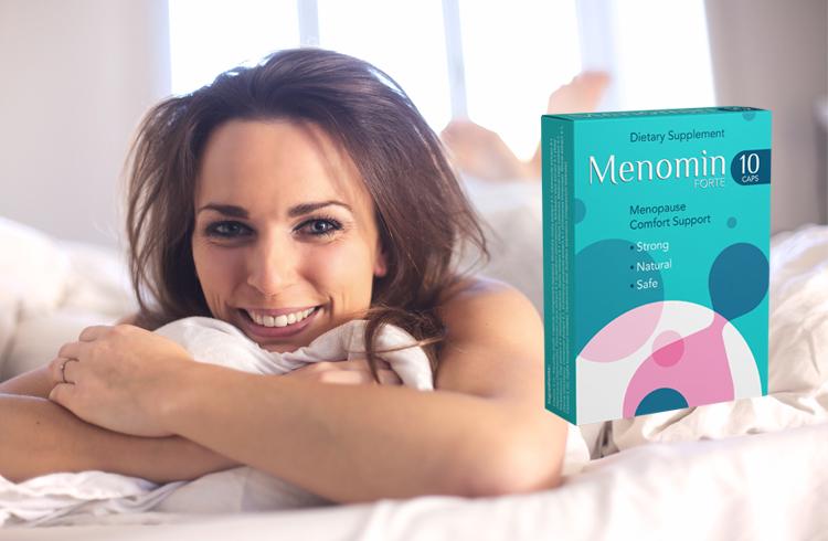 Menomin Forte – коментари, лекарство, отзива, цена