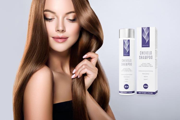 Chevelo Shampoo – цена, къде да купя, отзива, коментари